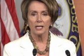 Rep. Pelosi: Contempt vote a 'shameful...