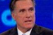 Bashir: Romney pandering, prevarication on...