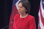 Condi Rice for Republican VP?