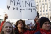 Marriage equality back on the ballot in Maine