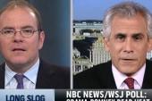 Good news, bad news in NBC/WSJ poll