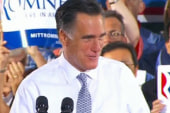 Bain record Romney's shadow on the...