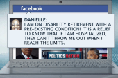 Facebook fans weigh in on health care