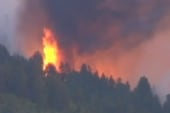 Heat wave, storms, wildfires linked to...