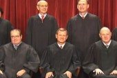 Did Roberts switch sides?