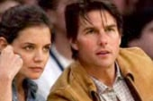 Tom Cruise and Katie Holmes split by...