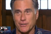 Romney flip flops and flips again