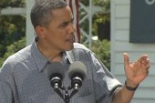 President Obama barnstorms Ohio with...