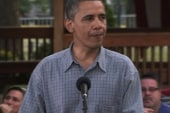 President Obama campaigns in Ohio