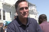 Where in the world is Romney's money?