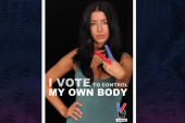 'I Vote' campaign looks to win over young...