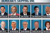 Where's the party at? Democrats RSVP no to...