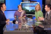 Political panel: Ann Romney's retort