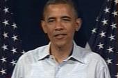 President Obama: Hey, Karl Rove, 'I'm...