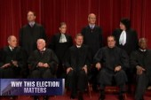 Members of Supreme Court mad at Roberts?