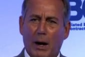 Boehner mocks reporters: 'Why?' 'Why?'