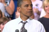 Obama takes tax fairness fight on the road