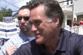 Secrecy surrounds Romney campaign