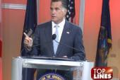 Top Lines: Romney, Biden, Phil Collins &...