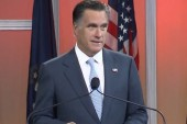 Romney's 'missed opportunity' at NAACP