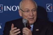 Cheney fundraiser calls attention to...