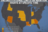 Unconstitutional Arizona law last straw...