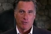 Romney's reaction to Olympic uniform...