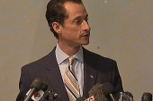 Is Anthony Weiner making a comeback?