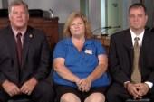 Illinois town begs Romney to stop Bain...