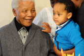 Mandela celebrates 94th birthday