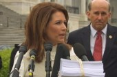 Republicans call out Bachmann
