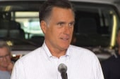 Romney can't run from tax return problem