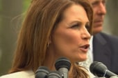 Republicans back away from Bachmann's...