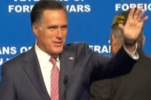Fact-checking Romney on foreign policy