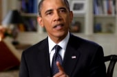 Obama campaign releases new ad, changes tone