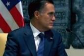 Mitt Romney's European misadventure