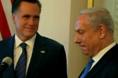 Romney's comments in Israel anger...