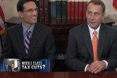 Dems prepare for tax fight