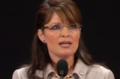 Cheney walks back Palin comments