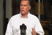 Romney wades into Welfare politics