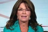 How should Romney handle Palin?