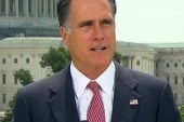 Conservatives fume at Romney Camp over...