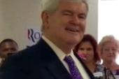 New low for Gingrich?