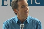 Pawlenty not disappointed over VP pick