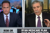 How will the Ryan budget affect the 2012...