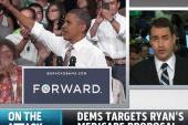 Obama faces off against Ryan