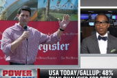 Campaigns battle over Ryan's budget