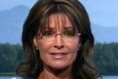 Palin plays 'offense' on Biden remarks;...