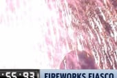 Fireworks display in Spain goes horribly...