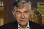 Michael Dukakis on Romney's 'pathetic'...